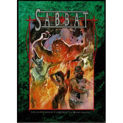 Guide du Sabbat (jdr Vampire La Mascarade en VF) 002