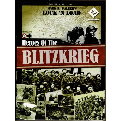 Heroes of the Blitzkrieg - France 1940 (wargame Lock'N'Load Publishing en VO) 003