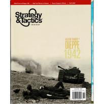 Strategy & Tactics N° 265 - Dieppe 1942 (magazine de wargames & jeux de simulation)