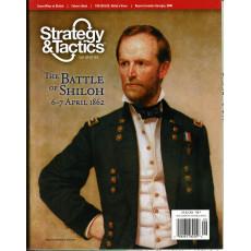 Strategy & Tactics N° 264 - The Battle of Shiloh 1862 (magazine de wargames & jeux de simulation)