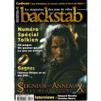 Backstab N° 42 (le magazine des jeux de rôles)