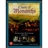 Clash of Monarchs - The Seven Years War in Europe (wargame de GMT en VO)