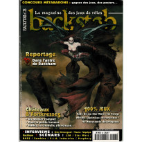 Backstab N° 28 (le magazine des jeux de rôles)
