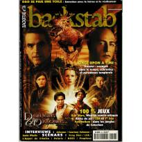 Backstab N° 26 (le magazine des jeux de rôles)