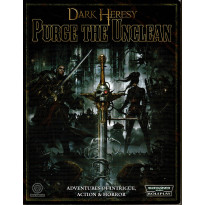 Purge the Unclean (jdr Dark Heresy en VO) 001