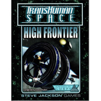 High Frontier - TransHuman Space (jdr GURPS Rpg en VO)