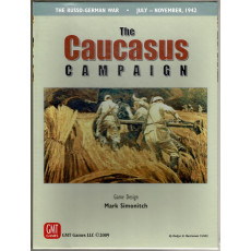 The Caucasus Campaign - July-November 1942 (wargame GMT en VO)