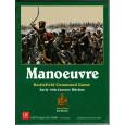 Manoeuvre - Battlefield Command Game (wargame GMT en VO) 003