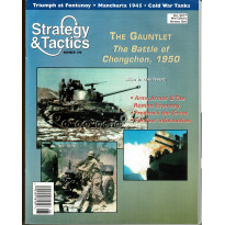 Strategy & Tactics N° 190 - The Battle of Chongchon 1950 (magazine de wargames & jeux de simulation en VO) 001