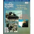 Strategy & Tactics N° 190 - The Battle of Chongchon 1950 (magazine de wargames & jeux de simulation en VO) 001