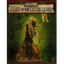 Lure of the Liche Lord (jdr Warhammer 2e édition en VO)