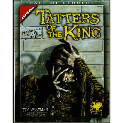 Tatters of the King (Rpg Call of Cthulhu 1920s en VO) 002