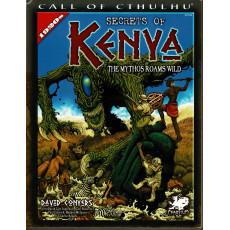 Secrets of Kenya (Rpg Call of Cthulhu 1920s en VO)