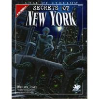 Secrets of New York (Rpg Call of Cthulhu 1920s en VO) 001