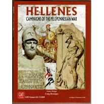 Hellenes - Campaigns of the Peloponnesian War (wargame de GMT en VO)