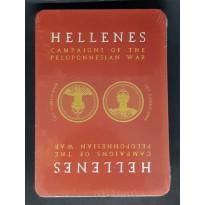 Hellenes - Paquet de cartes (wargame de GMT en VO)