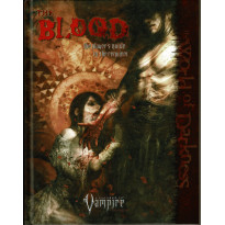 The Blood - The Player's Guide to the Requiem (Rpg Vampire The Requiem en VO) 001