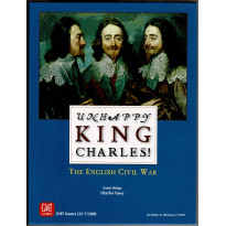 Unhappy King Charles! - The English Civil War (wargame de GMT en VO) 002