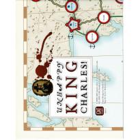 Unhappy King Charles! - Carte en papier (wargame de GMT en VO) 001