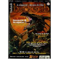 Backstab N° 18 (le magazine des jeux de rôles) 004
