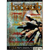 Backstab N° 20 (le magazine des jeux de rôles) 004