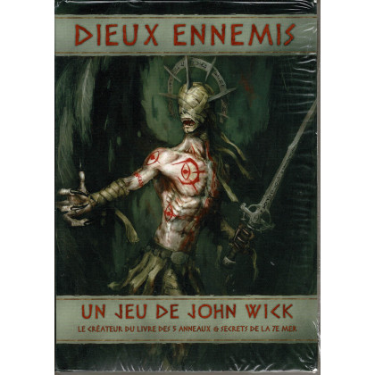 Dieux Ennemis (jdr éditions des XII Singes en VF) 001