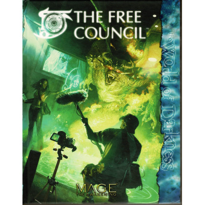 The Free Council (jdr Mage The Awakening en VO) 001