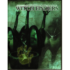 Hunter The Vigil - Witch Finders (jdr de White Wolf en VO)