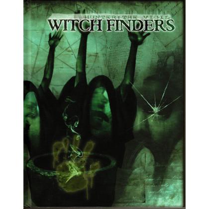 Hunter The Vigil - Witch Finders (jdr de White Wolf en VO) 001