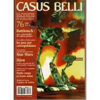 Casus Belli N° 76 (1er magazine des jeux de simulation) 013