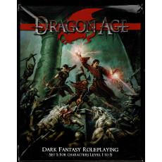 Dragon Age - Set 1 for Characters Level 1 to 5 (boîte de jdr en VO)