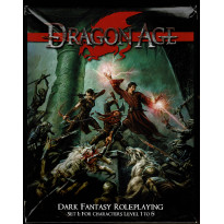 Dragon Age - Set 1 for Characters Level 1 to 5 (boîte de jdr en VO)
