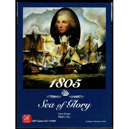 Sea of Glory 1805 (wargame de GMT en VO) 003