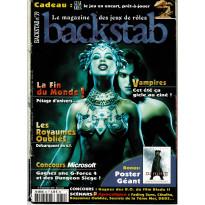 Backstab N° 39 (le magazine des jeux de rôles) 002