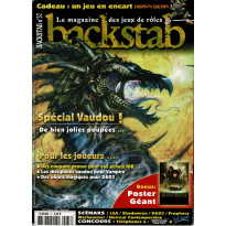 Backstab N° 37 (le magazine des jeux de rôles)