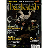 Backstab N° 35 (le magazine des jeux de rôles)
