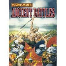 Warhammer Ancient Battles - Wargame nel Mondo Antico (livre de base en italien)