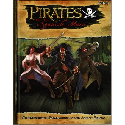 Pirates of the Spanish Main (jdr Savage Worlds en VO) 001