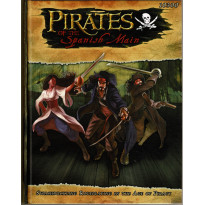 Pirates of the Spanish Main (jdr Savage Worlds en VO) 001