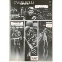 Casus Belli N° 56 - Encart de scénarios (premier magazine des jeux de simulation)