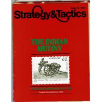 Strategy & Tactics N° 121 - The Indian Mutiny 1857 (magazine de wargames & jeux de simulation en VO)
