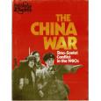 Strategy & Tactics N° 76 - The China War in the 1980s (magazine de wargames & jeux de simulation en VO) 001