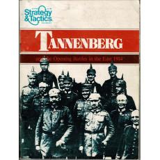 Strategy & Tactics N° 69 - Tannenberg 1914 (magazine de wargames & jeux de simulation en VO)