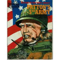 Strategy & Tactics N° 78 - Patton's 3rd Army Lorraine 1944 (magazine de wargames & jeux de simulation en VO)