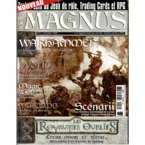 Magnus JdR N° 2 (magazine de jeux de rôles en VF) 001