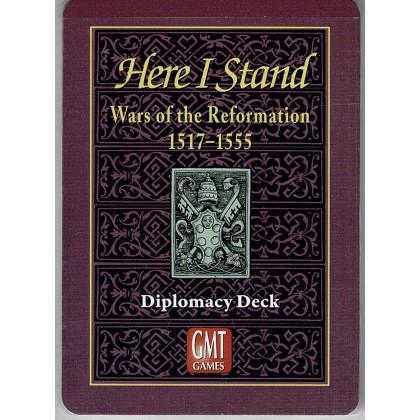 Here I Stand - Paquet de cartes de diplomatie (wargame de GMT en VO) 001