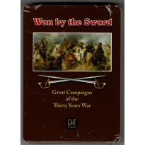 Won by the Sword - Paquet de cartes (wargame de GMT en VO) 001