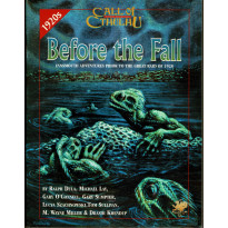 Before the Fall (Rpg Call of Cthulhu en VO)