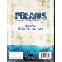 Polaris 3.1 - Nouvel Ecran du MJ (jdr de Black Book Editions en VF)