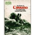 Strategy & Tactics N° 71 - The Battle for Cassino 1944 (magazine de wargames & jeux de simulation en VO) 001